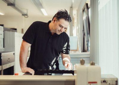 Druckerei Frechen Mitarbeiter