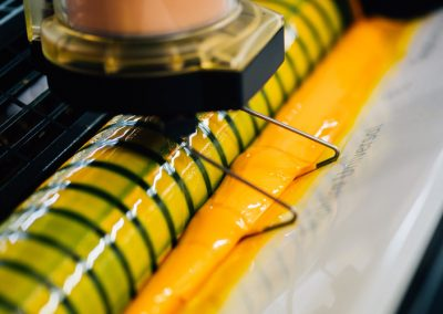 Druckfarbe Gelb
